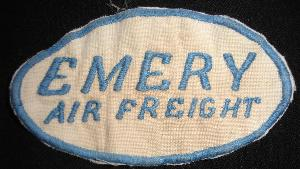 Emery Airfreight Cloth Patch